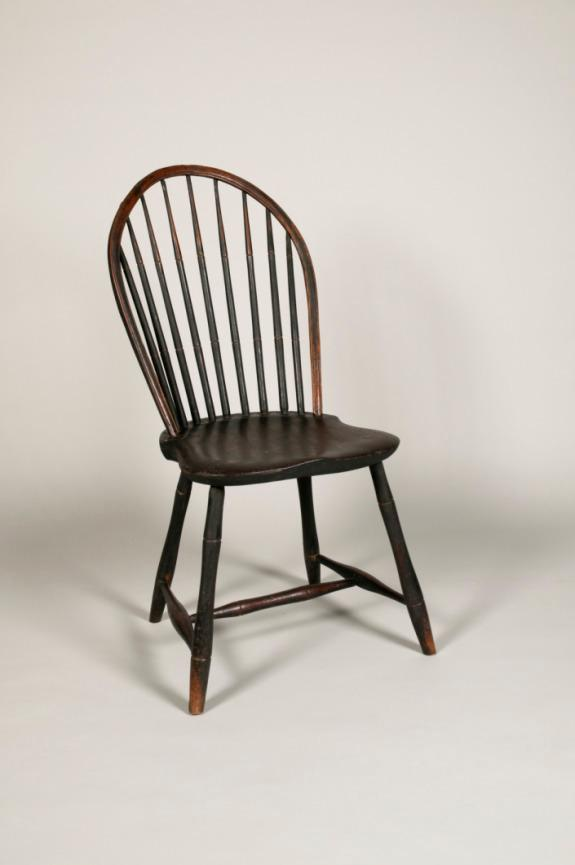 View Larger Bow Back Windsor Side Chair